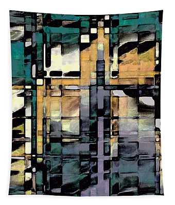 Urban Jungle Tapestry