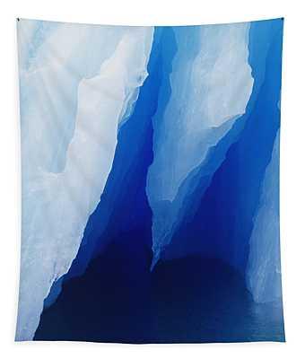 Usa, Alaska, Iceberg Detail Tracy Tapestry