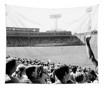 Usa, Massachusetts, Boston, Fenway Park Tapestry