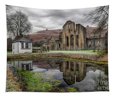 Valle Crucis Abbey Tapestry