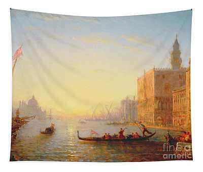 Venice Evening Tapestry
