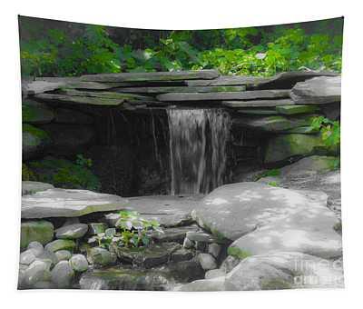 Verde Falls Tapestry