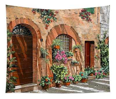 Viaggio In Toscana Tapestry