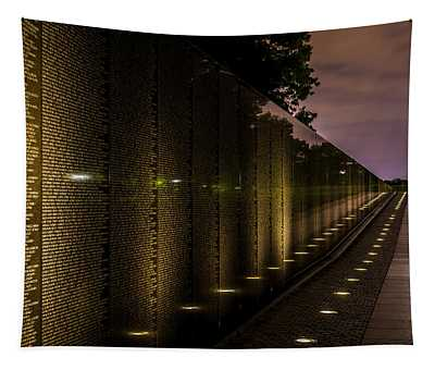 Vietnam Veterans Memorial Tapestry