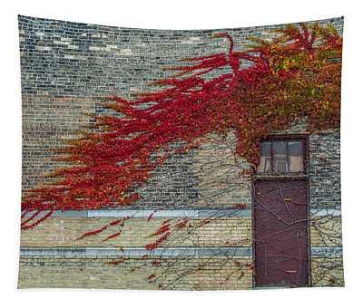 Vine Over Door Tapestry