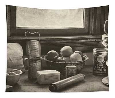Vintage Art - All The Fixings Tapestry