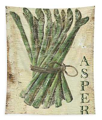 Vintage Vegetables 1 Tapestry