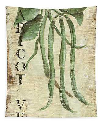 Vintage Vegetables 2 Tapestry