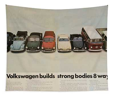 Volkswagen Builds Strong Bodies 8 Ways Tapestry