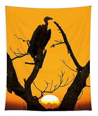 Vulture Tapestry