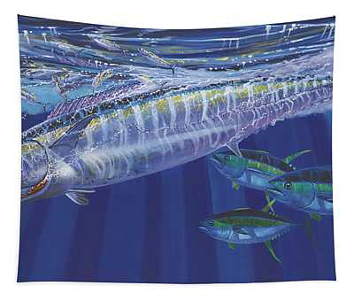 Wahoo Surprise Off0037 Tapestry