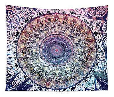 Waiting Bliss Tapestry