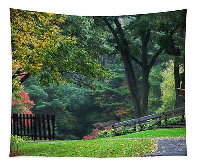 Walk In The Park Tapestry