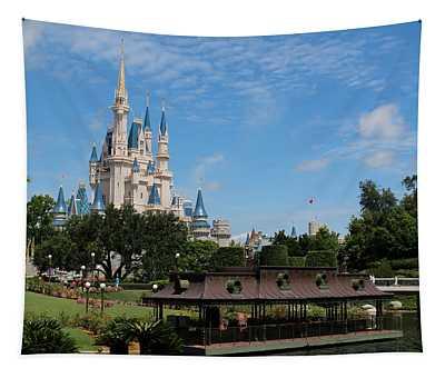 Walt Disney World Orlando Tapestry