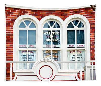 Walts' Window Tapestry