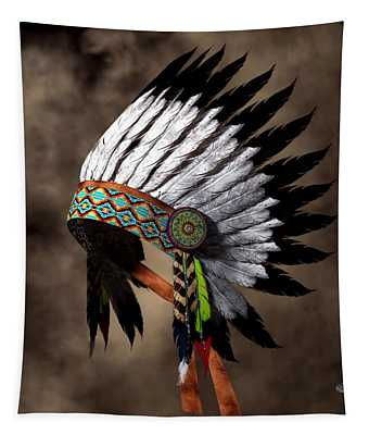 War Bonnet Tapestry