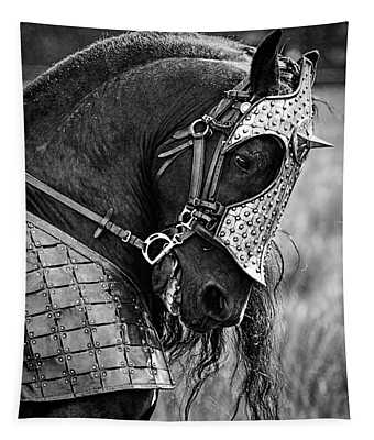 Warrior Horse Tapestry
