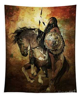 Warrior Tapestry