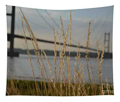 Wasting Time By The Humber Tapestry
