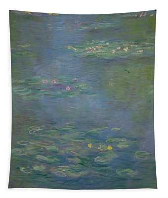 Waterlilies, Detail, 1903 Tapestry