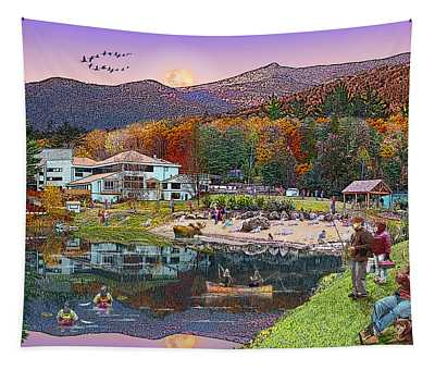 Waterville Estates In Autumn Tapestry
