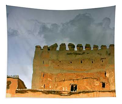 Watery Alhambra Tapestry