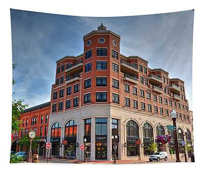 Wausau-central Wisconsin Visitors Bureau Tapestry