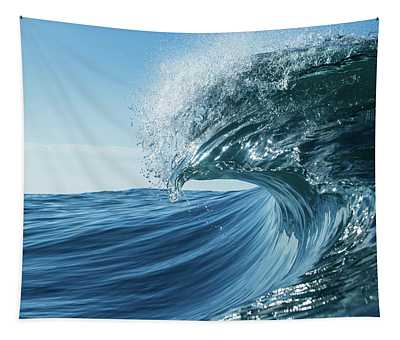 Waves In The Pacific Ocean, Laguna Tapestry