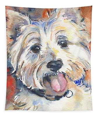 West Highland Terrier Tapestry