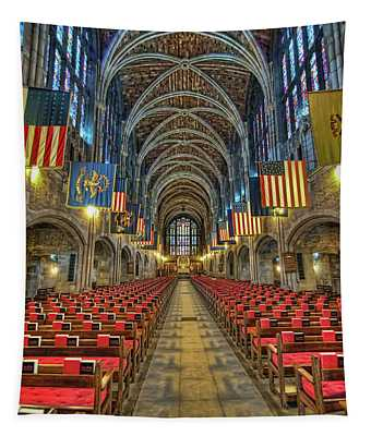 West Point Cadet Chapel Tapestry