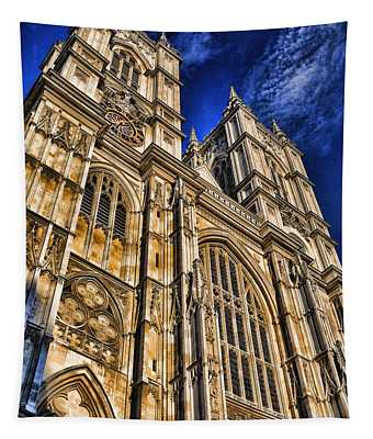 Westminster Abbey West Front Tapestry