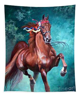 Equine Wall Tapestries