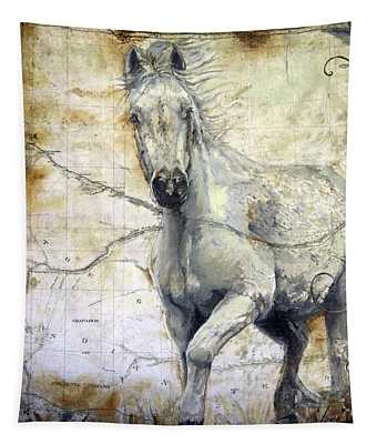 Whipsers Across The Steppe Tapestry