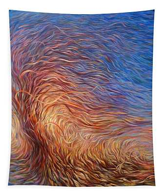 Whirl Tree Tapestry