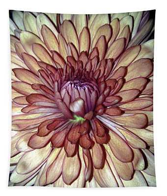 Whispering Bud Tapestry