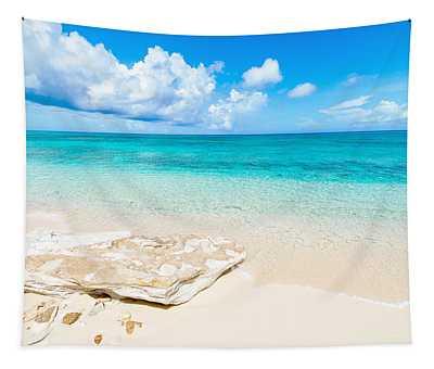 White Sand Tapestry