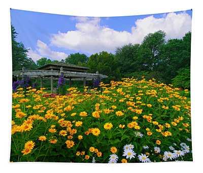 Wild Bloom Tapestry