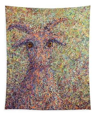 Wild Goat Tapestry