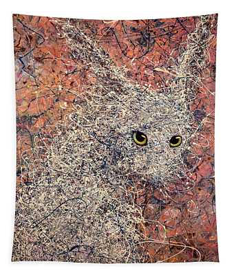 Wild Hare Tapestry