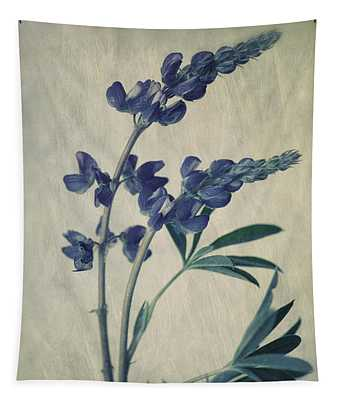 Wild Lupine Tapestry