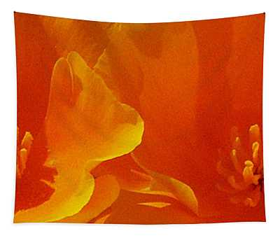 Wild Poppies Tapestry