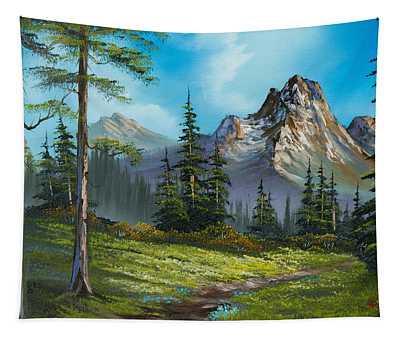 Wilderness Trail Tapestry