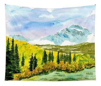 Willard Peak Tapestry