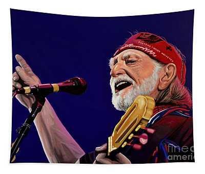 Willie Nelson Tapestry
