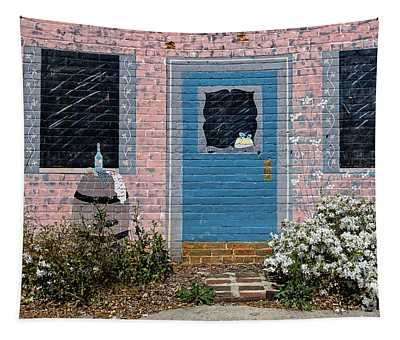 Window With No View Tapestry
