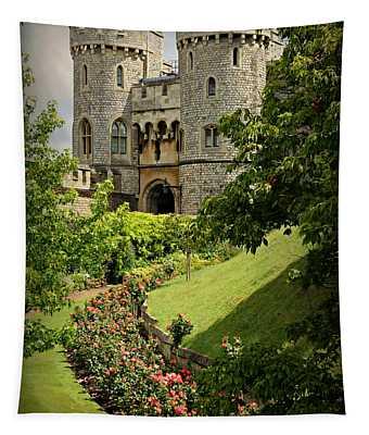 Windsor Castle Gardens Tapestry