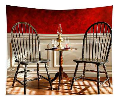 Windsor Chairs Tapestry