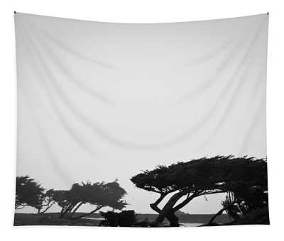 Windswept Shoreline Tapestry