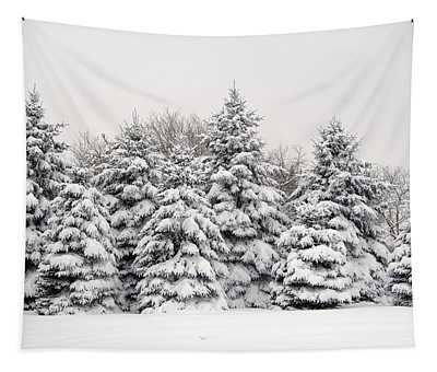 Winter Copse Tapestry