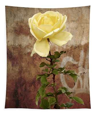 Winter Rose Tapestry